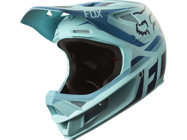Fox RPC Seca Helmet Men ice blue